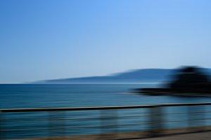 Mooring moorage berth horizontal vivid abstraction