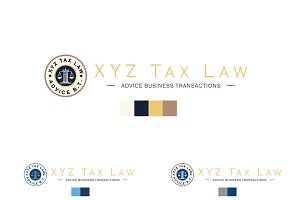 Tax Law Company Logo