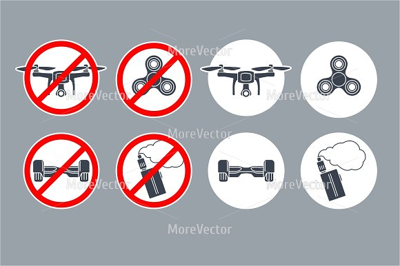 No Hoverboard Drone Spinner Vape