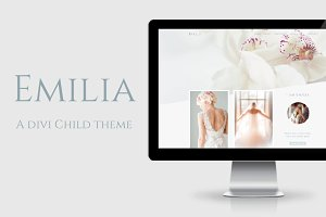 Emilia - Divi WordPress Child Theme