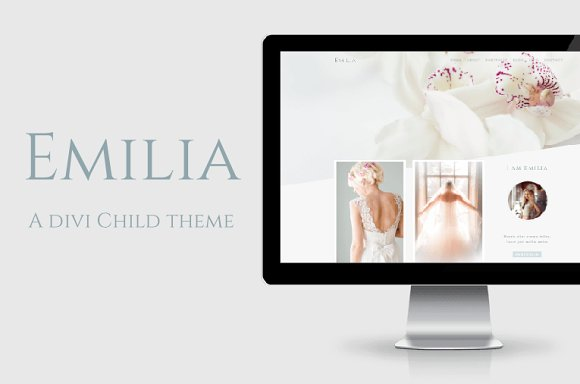 Emilia Divi WordPress Child Theme
