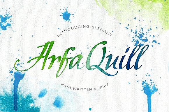 ArfaQuill