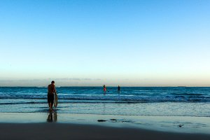 Caribbean Surfers & Paddle Boarders