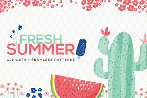 Fresh Summer Patterns