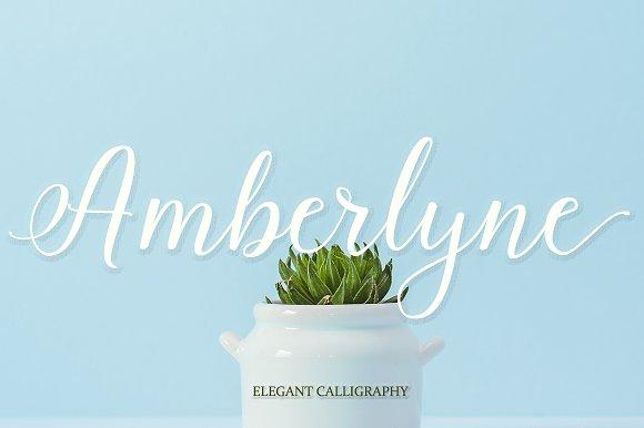 Amberlyne Script
