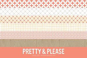 Pretty & Please (Vector)