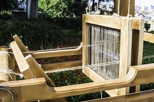 Loom for weaving