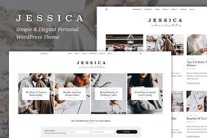 Jessica - Simple & Elegant WP Theme
