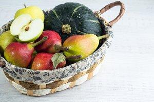 fruits close-up