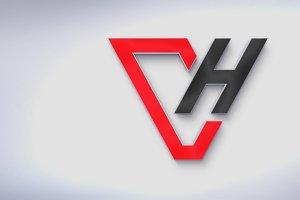 VH logo monogram