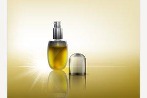 Cosmetic Flacon Image