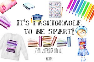 It's fashionable to be smart!