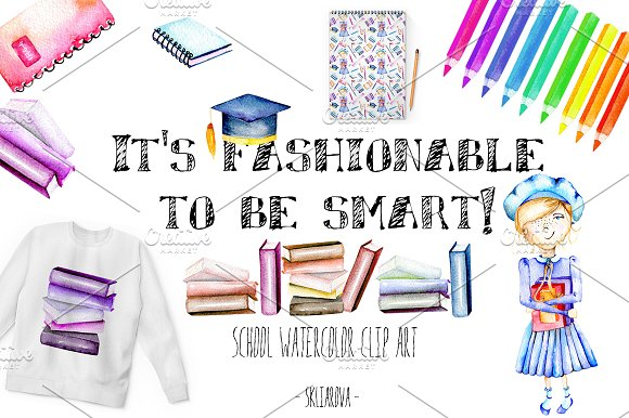 It's fashionable to be sm-Graphicriver中文最全的素材分享平台