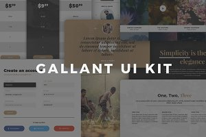 Gallant UI Kit