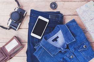 Travel Clothing accessories