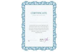 Certificate151