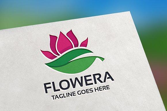 Flowera Logo