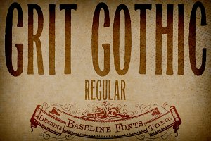 Grit Gothic: From Grit History B