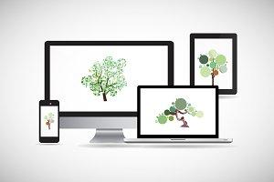 10 Tree Designs