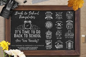 Back to School Sale Collection