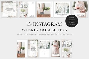 Instagram Weekly Collection