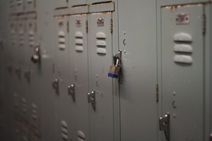 Lock on Locker