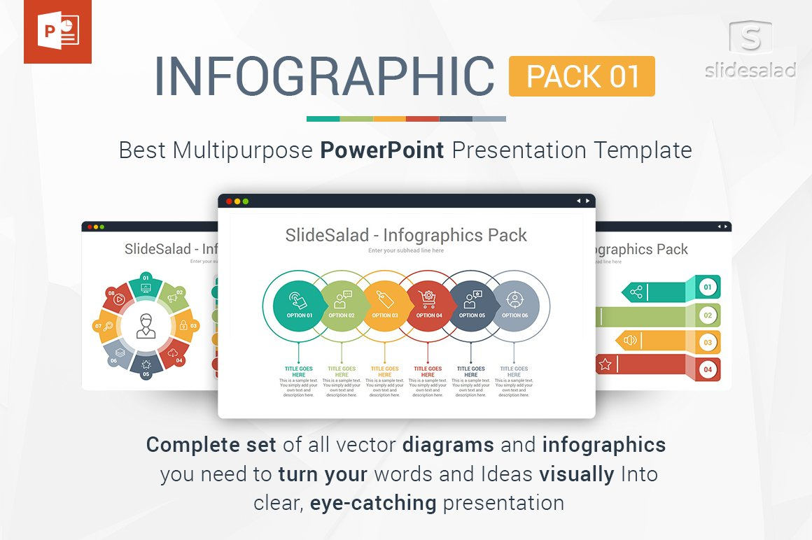 Best powerpoint infographics pack presentation templates best powerpoint infographics pack presentation templates creative market ccuart Image collections