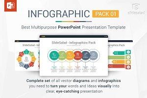 Presentation templates creative market best powerpoint infographics pack toneelgroepblik Gallery
