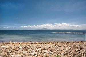 Seascape Background Guadalmesi