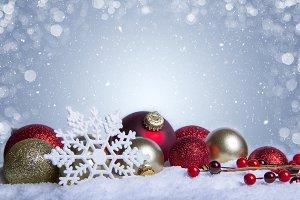 Lovely Christmas Background