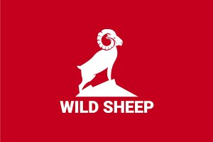 wild sheep logo