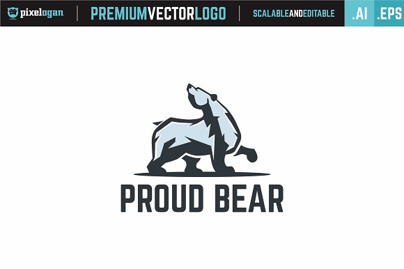 Proud Bear Logo