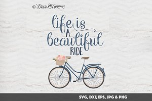 Life SVG Cut & Print Files