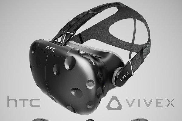 3D Electronics: soqueen - HTC Vive Set
