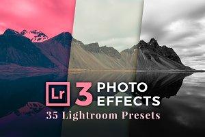 Lightroom Photo Effects Bundle