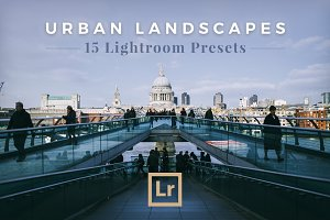 Lightroom Presets - Urban and Street