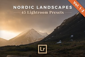Nordic Landscapes Vol. 1-3 Lightroom