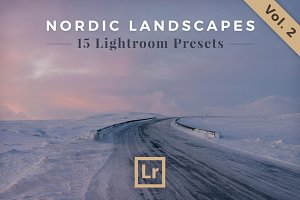 Nordic Landscapes Vol. 2, Lightroom