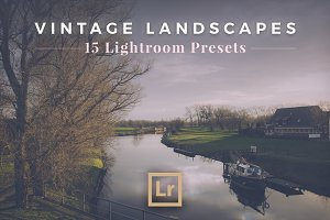 Vintage Landscapes Lightroom Presets