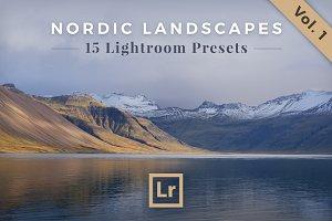 Nordic Landscapes Vol. 1, Lightroom