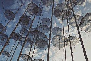 Salonica Umbrellas