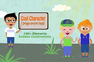 DIY Character Avatar Creation Kit