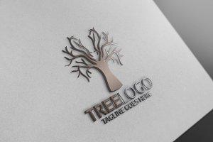 Tree Logo Version 1