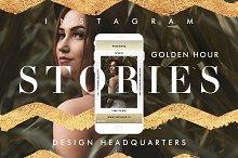 INSTAGRAM STORIES | Golden Hour
