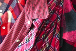 Red Flannel Shirts