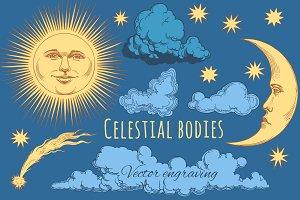 Set Celestial Bodies