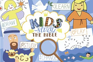 Kids STUDY the Bible