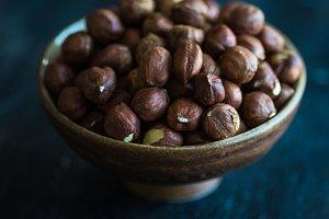 Organic nuts