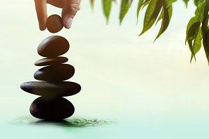 Life Balance Concept