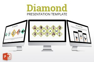 Diamond - Powerpoint Template